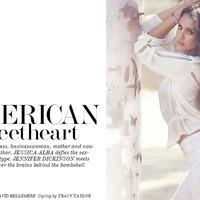 Egy amerikai szépség: Jessica Alba