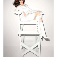 Hilary Rhoda fotósorozata a Vogue-ban