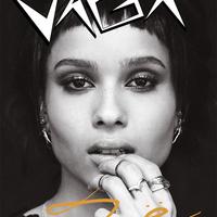 Zoë Kravitz a Vaga magazinban