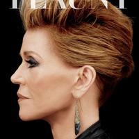 Jane Fonda a Flaunt magazinban