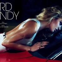 Cukorfalat - Candice Swanepoel az Interview magazinban