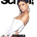 Rihanna a Schön! címlapján