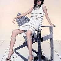 Sui He a kínai Vogue márciusi számában