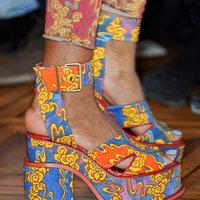 Nagy tavaszi cipő trend (második rész)