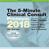 \\FB2\\ 5-Minute Clinical Consult Premium 2018 (The 5-Minute Consult Series). Trabajo Puntos tiempo Common Vodafone version