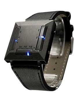 A Seahope 12-5-9 C Black LED óra egy rendkívül elegáns megjelenésű óra. Az  óratok anyaga acél 2929023b6c
