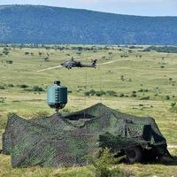 Fürge sárkány tüzet okád II., avagy Apache lövészet 17 év után először a Bakonyban