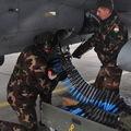 Légi Fölény 2012 - D plusz 3 gépágyús lövészet légi célra