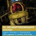Jön a harmadik helikoptersimogató