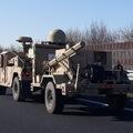 Vicenzai SATCOM Humvee menetben a Serenissimán