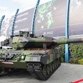 Két fegyvernem helyreállítása: Leopard 2 és Panzerhaubizte 2000