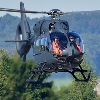 Donauwörthi randevú a H145M típustanfolyamosokkal