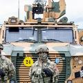 Akcióban a török vezetésű VJTF - Steadfast Defender 21 demo