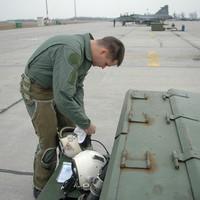 Útjára indult a légierő blog