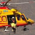 Négy helikopteres és a kutya (Nucleo Elicotteri della provinzia autonoma di Trento)