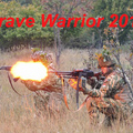 Brave Warrior 2018: profi körtúra