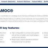 Airbus Fortion SAMOC: az S(G)BAD nemzeti szintű vezetési rendszere