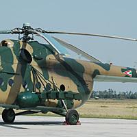 Végre itthon - Mi-17 (update 1.)