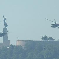 Augusztus 20. légiparádé gyak.