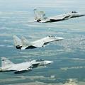 Légifotók a gyakorlatról