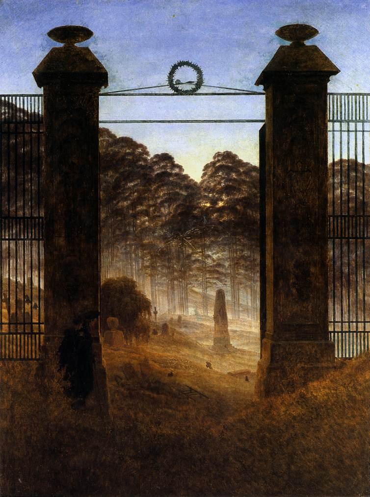 caspar-david-friedrich-the-cemetery-entrance 1825.jpg