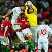 Szoros mérkőzésen egygólos vereség a Wembley-ben