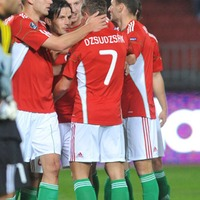 Gólzáporos győzelem San Marino ellen