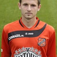 Zsidai Lászlóval szerzett pontot a Volendam a Sparta elleni rangadón