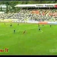 Szabics gól a Koblenz ellen