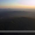 Napkelte Pécs felett