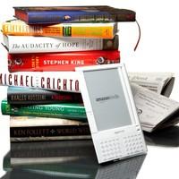 A könyvkiadók jövője az e-könyvek árnyékában.