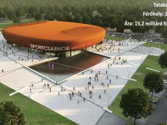 Szavazz! - Miért kerül 15.200 (!) millió forintba a tatabányai multifunkcionális sportcsarnok?