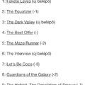 Mit ér a film, ha nézett? - nCore Top10