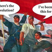 Forradalom van a mi utcánkba'?