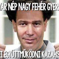 Polt Péter együttműködést írt alá a kazah ügyésszel