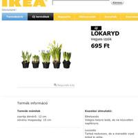 Konyhai lapozó és locsolható izzó az IKEA kínálatában