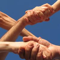 Handshake = integetés?