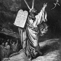 Miért van a tízparancsolatnak két verziója?