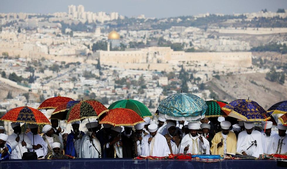 Szigd, az etióp zsidók ünnepe
