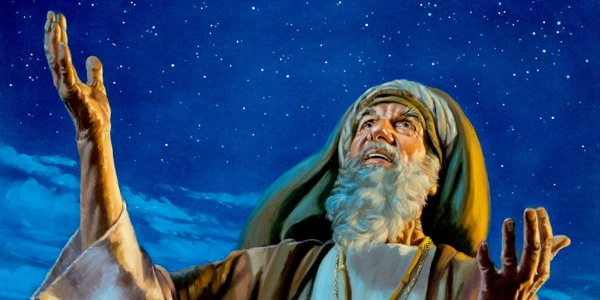 Ki volt Ábrahám apja és anyja?
