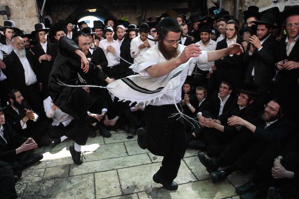A legegyszerűbb, legvidámabb és talán legismertebb zsidó dal