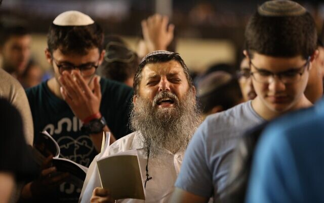 Célegyenesben a zsidó újév előtt