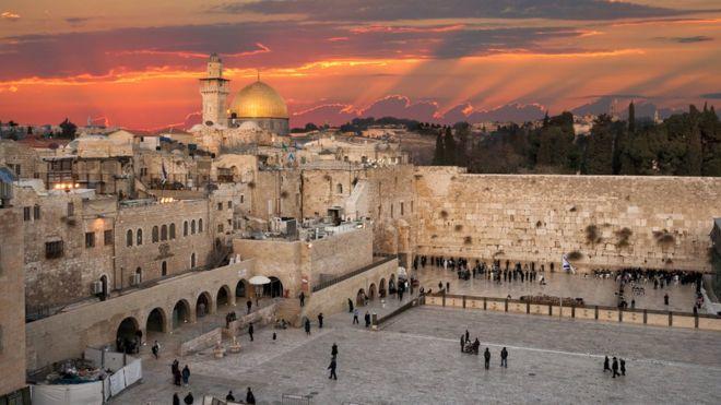 Hogyan lett Jeruzsálem a judaizmus legszentebb városa?