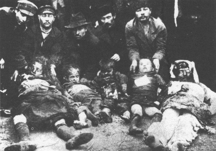 A 20. század első pogromja