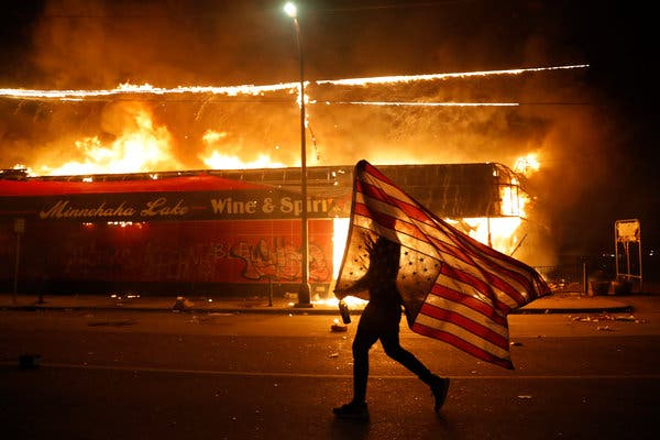 Amerikai zavargások: törékeny béke