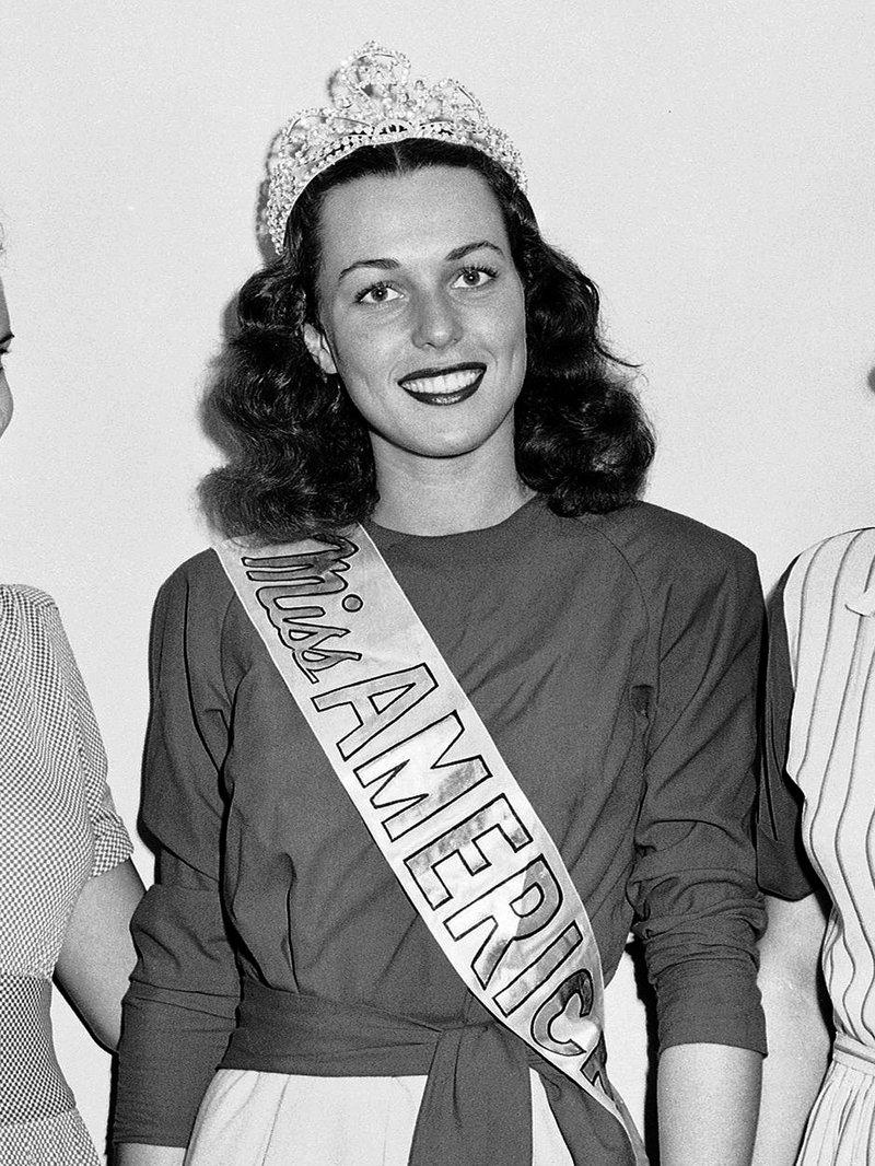 Az első zsidó Miss America