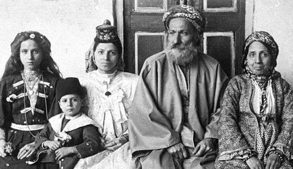 Kik azok a kurd zsidók?