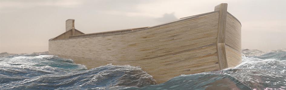 Mi lett Noé bárkájával?