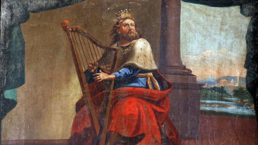 Hogy lett Dávid, Izrael örök királya?