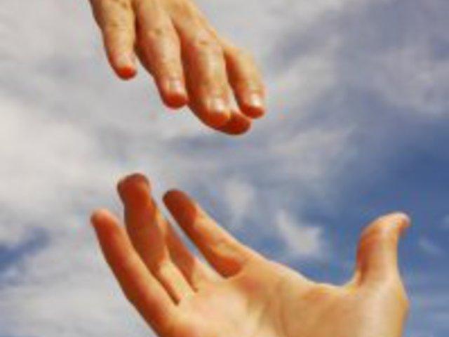 Csak nyújtsd a kezed....